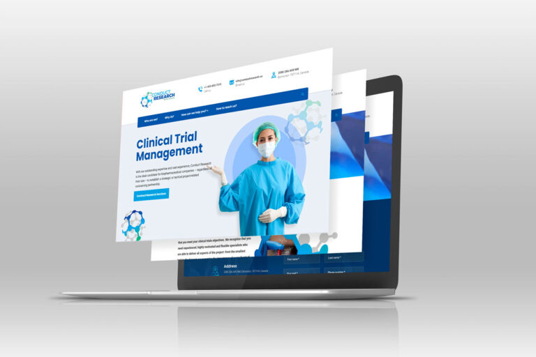 Conduct Research - Web Solutions