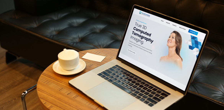 Fischer Imaging - Website Design